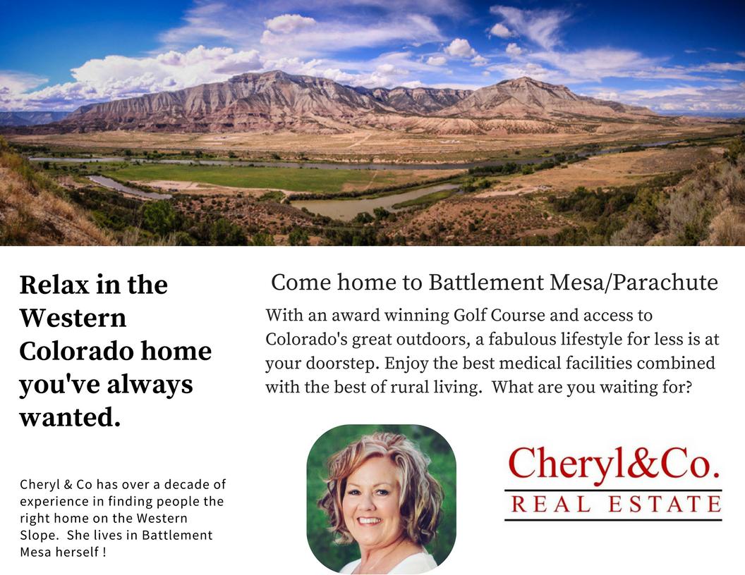 Parachute/Battlement Mesa Brochure
