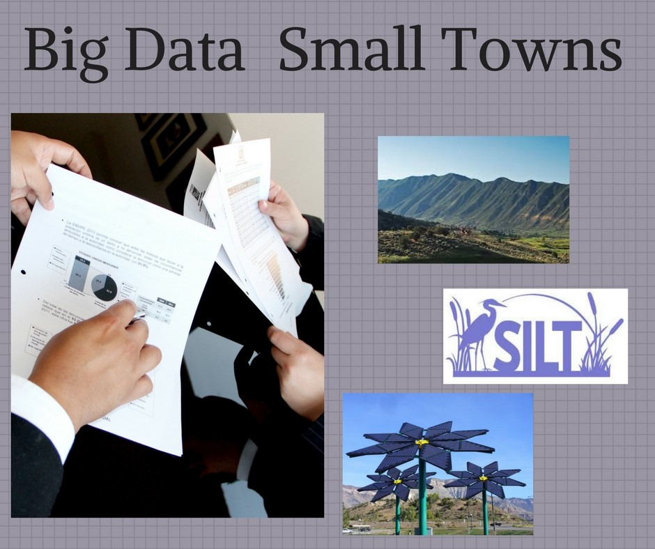 Big Data Small Towns